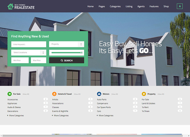 35 best directory wordpress themes for creating listing based