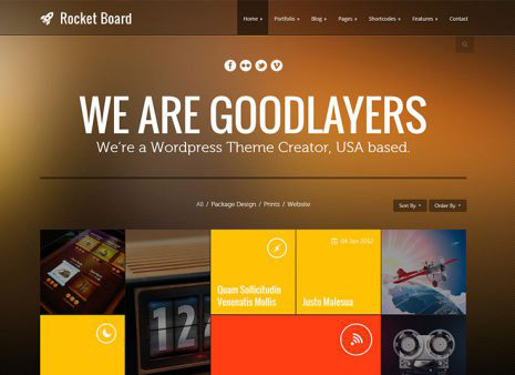 25+ Best Nightlife WordPress themes for Pubs, Bars and Clubs 2018 ...