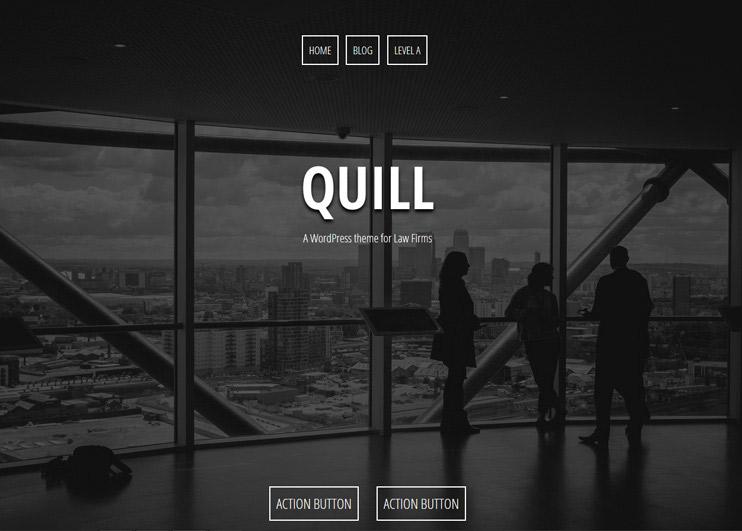 Quill WordPress Theme