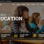 45+ Best Education WordPress themes for Training centers, Schools, Universities, Online courses – 2017