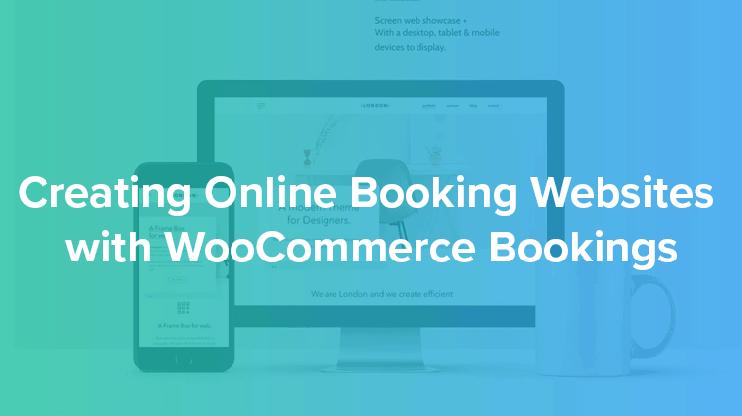 Wordpress bookings
