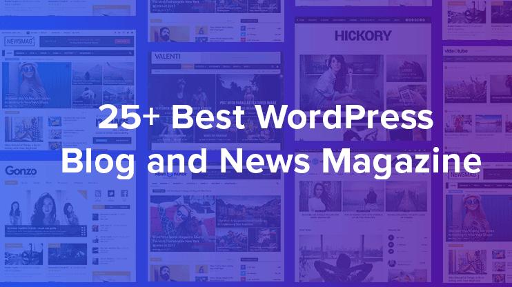 Best news magazine wordpress theme
