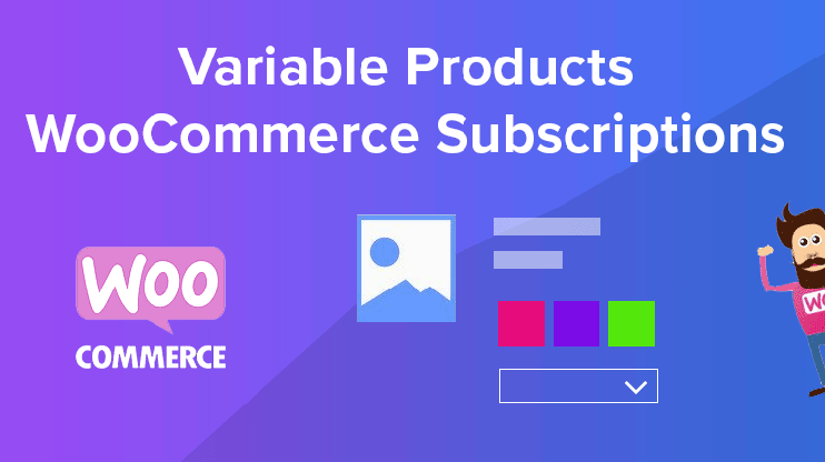 Woocommerce variable subscription