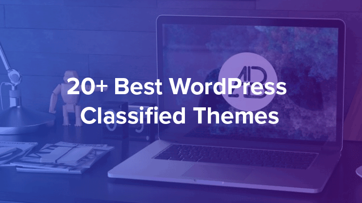 20+ Best WordPress Classified Themes 2018 - SlashWP