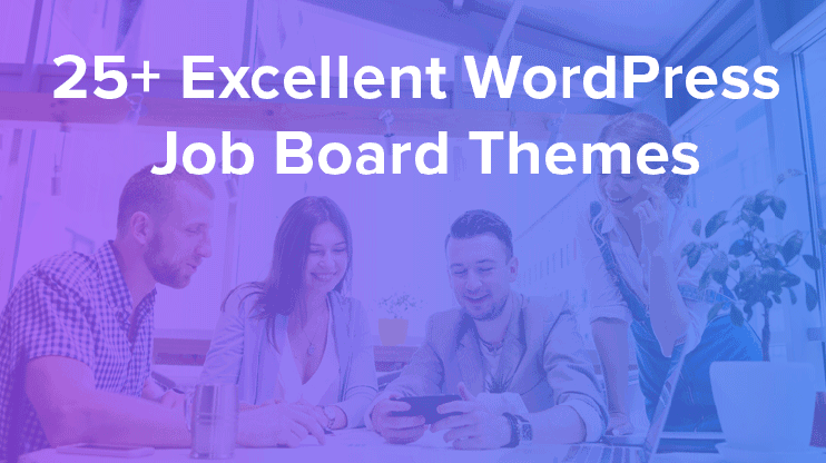 WordPress job board themes, best job board wordpress themes