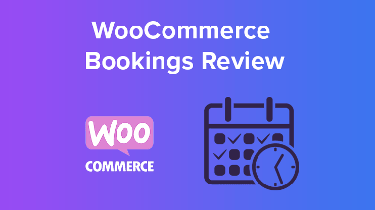 WooCommerce bookings review