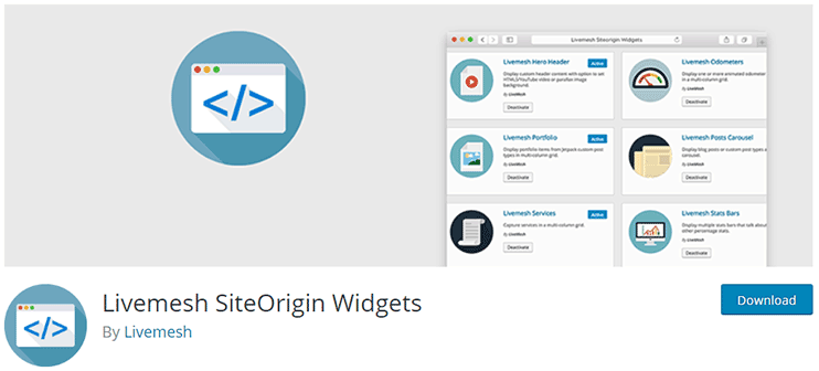 SiteOrigin Page Builder Widgets: The Best Addons You Must try today