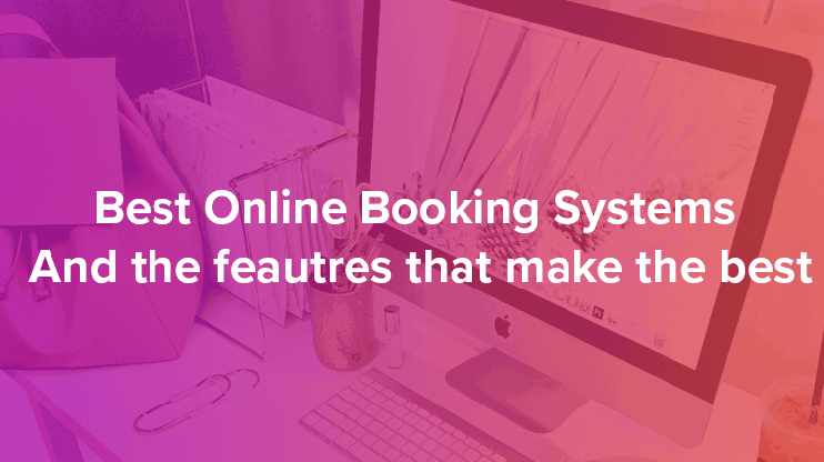 best online booking systems
