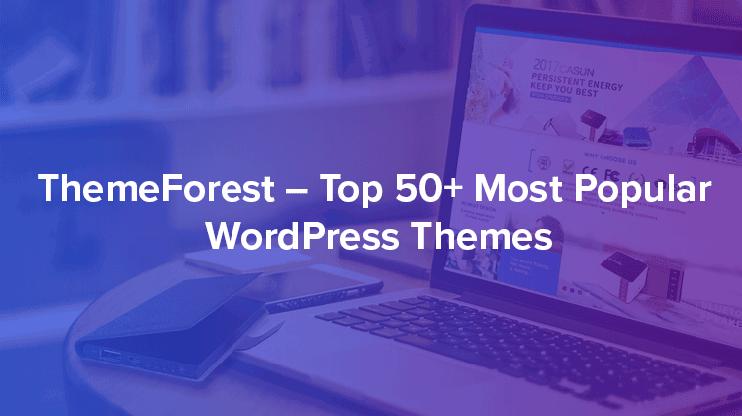 best WordPress themeforest themes