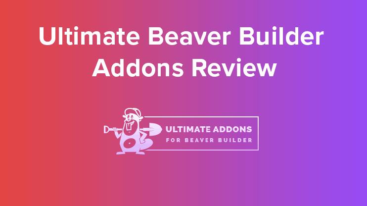 UABB - Ultimate addons for beaver builder