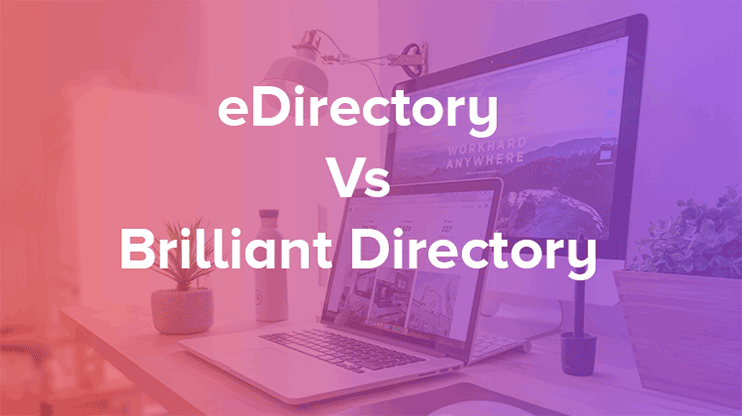 edirectory vs brilliant directory