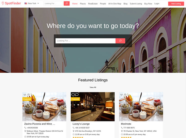 airbnb wordpress clone