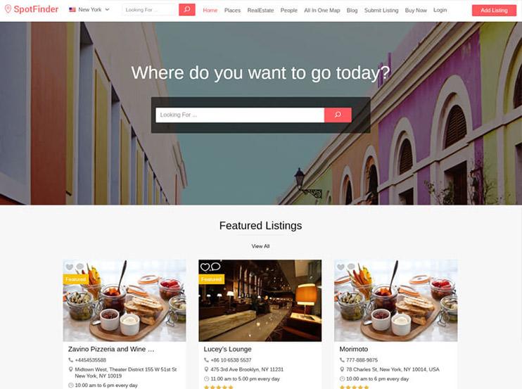 airbnb wordpress clone