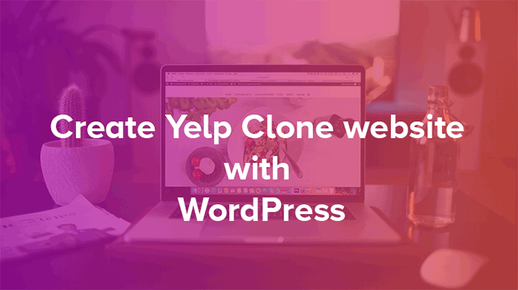 create yelp clone website