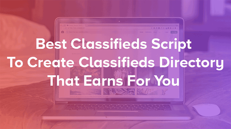 Classifieds script WordPress