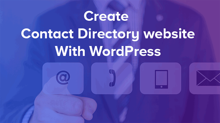 contact directory software