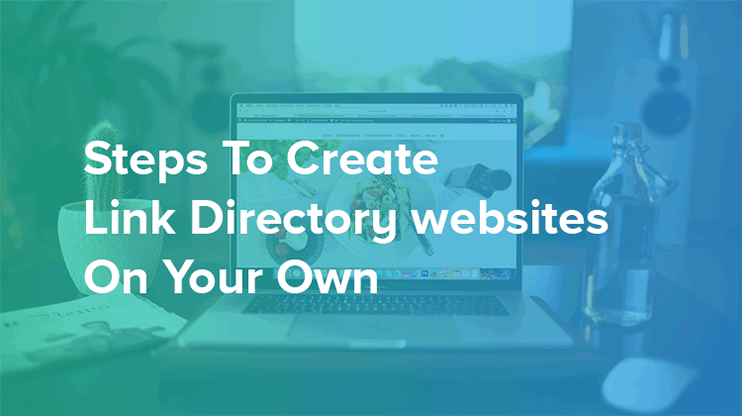 WordPress link directory website