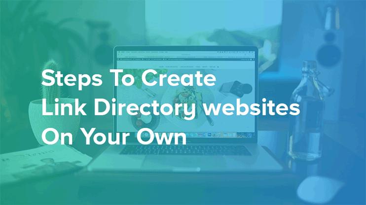 WordPress link directory website