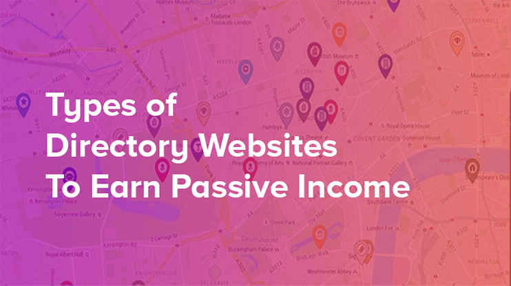 15 types of online directory websites to make money in 2019