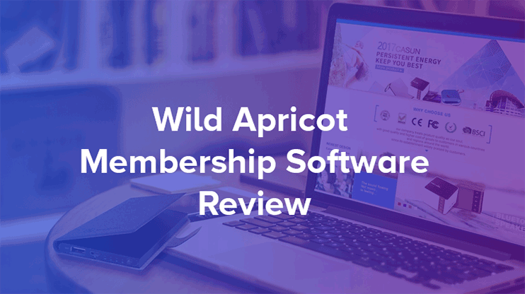 Wild Apricot review