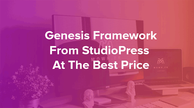StudioPress Discount codes
