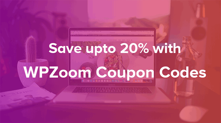 wpzoom coupon
