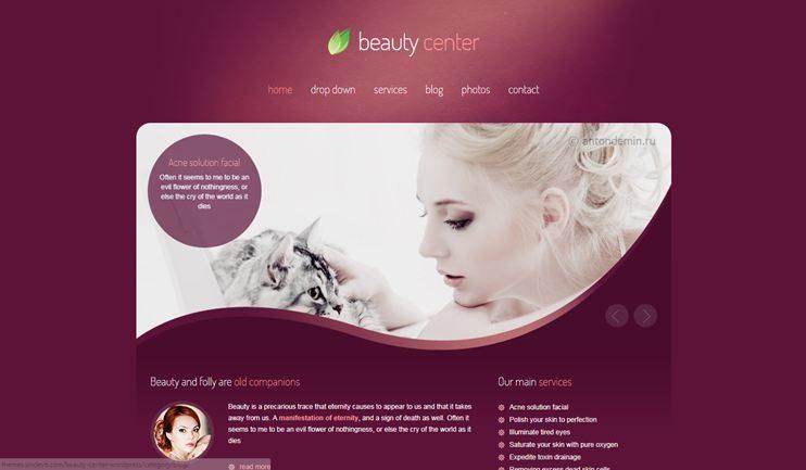 32 Best Health Beauty Wordpress Theme For Beauty Salon Massage Shop And Nail Salon 2020 Slashwp