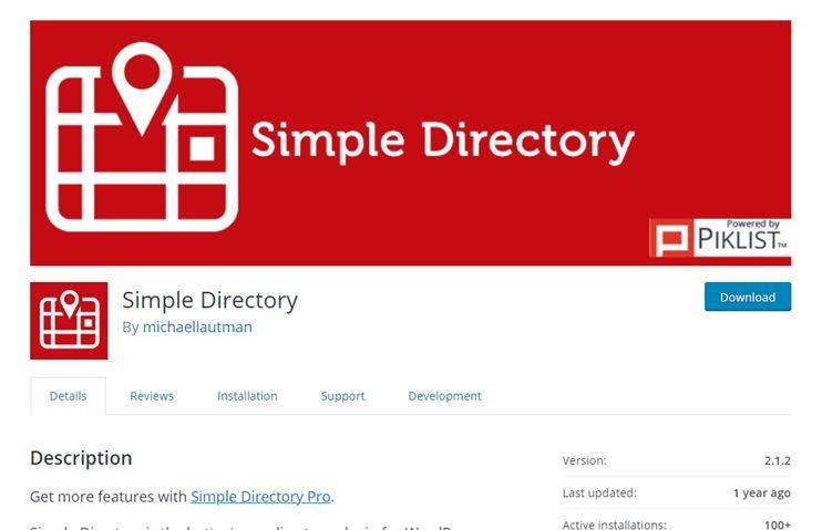 10+ Best WordPress Directory Plugin for online directory