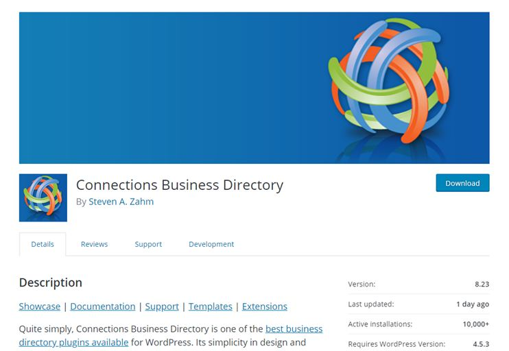 directory theme with recurring payments