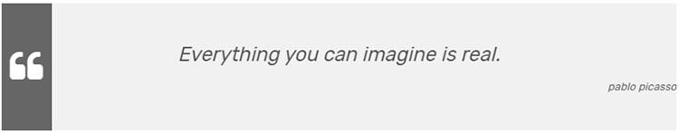 Gutenberg plugin: pull quote