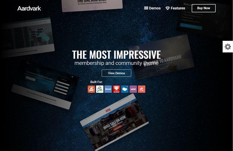 30+ Best Amazing BuddyPress WordPress Themes 2019 - SlashWP