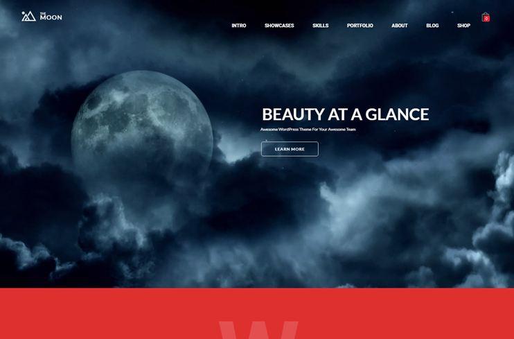 The Moon WP Multiopurpose Theme