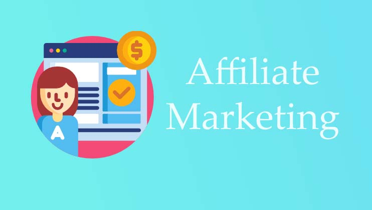 Make money blogging: Affiliate marketing