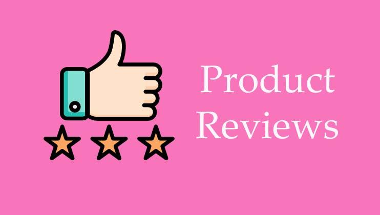 Make money blogging: Reviews