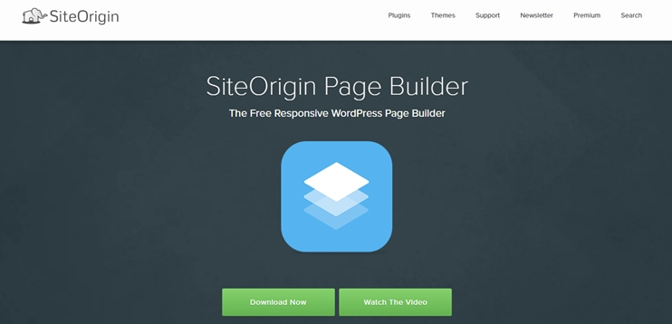 Page builder for WordPress from SiteOrigin