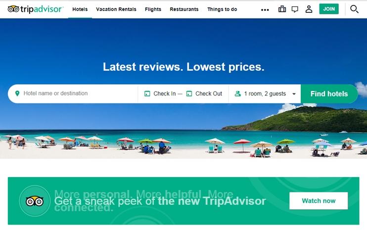 travel directory trip advisor