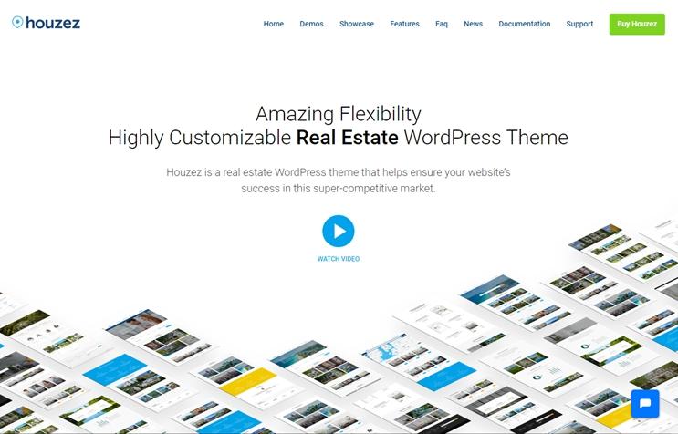 Houzez - Responsive Multi-Purpose Theme, Best Premium WordPress Themes, themeforest