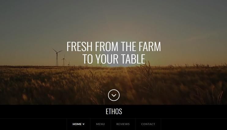 Ethos stack X theme