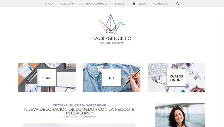 facily-sencillo blog avada example