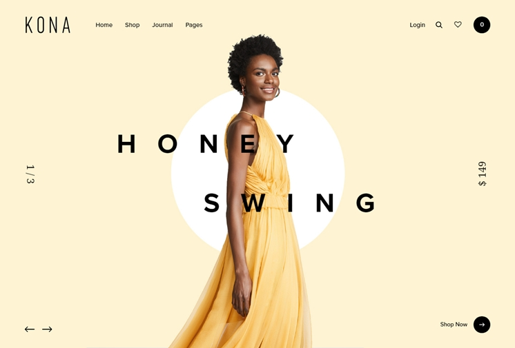 Kona - Responsive Multi-Purpose Theme, Best Premium WordPress Themes, themeforest