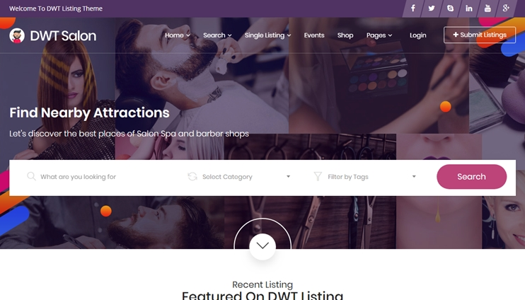 35+ Best Directory WordPress themes for creating listing based