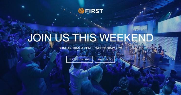 Best church website