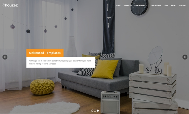 Houzez Theme: A Review of the Real Estate Theme, Features, Examples