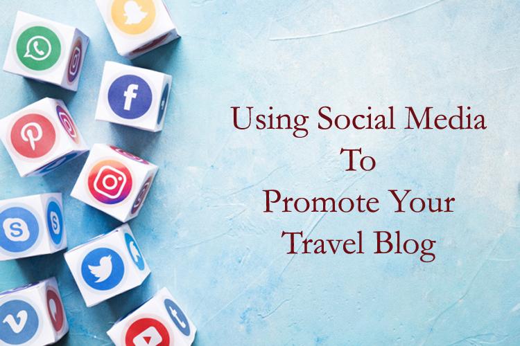 Travel blogging: Social media marketing