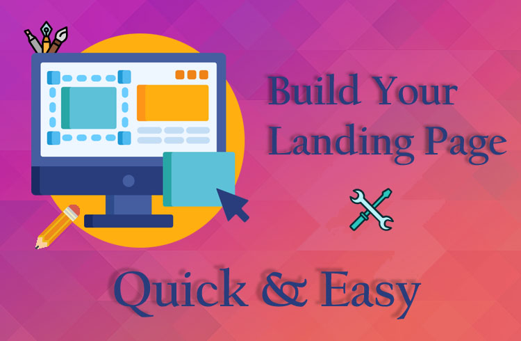 How to create a landing page on WordPress