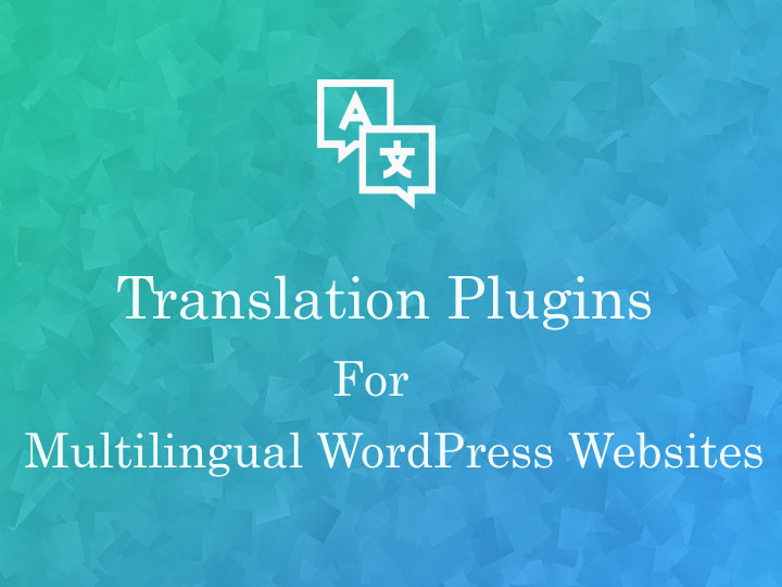 translation plugin WordPRess