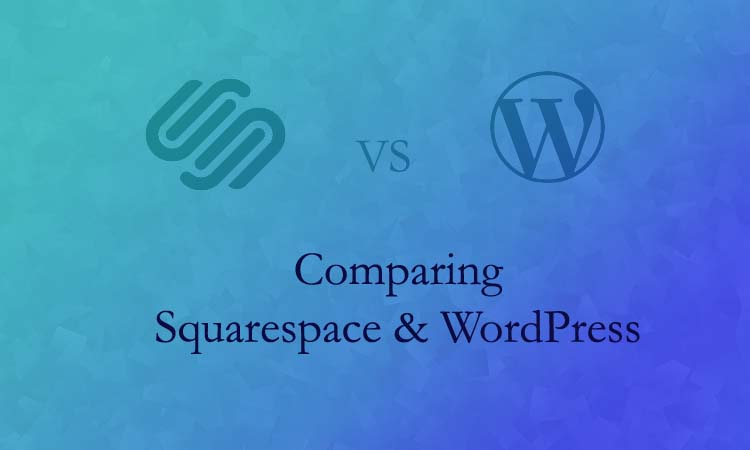 squarespace vs wordpress comparision