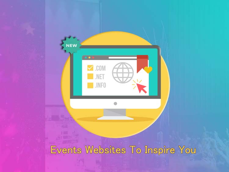 Best events websites and what they are doing right