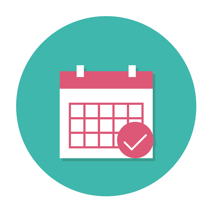 event calendar on WordPress