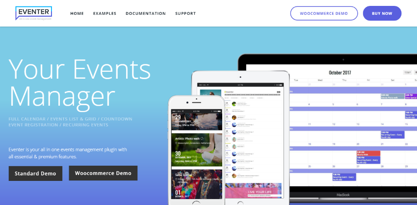 10+ Best WordPress Events Plugin 2019 - SlashWP